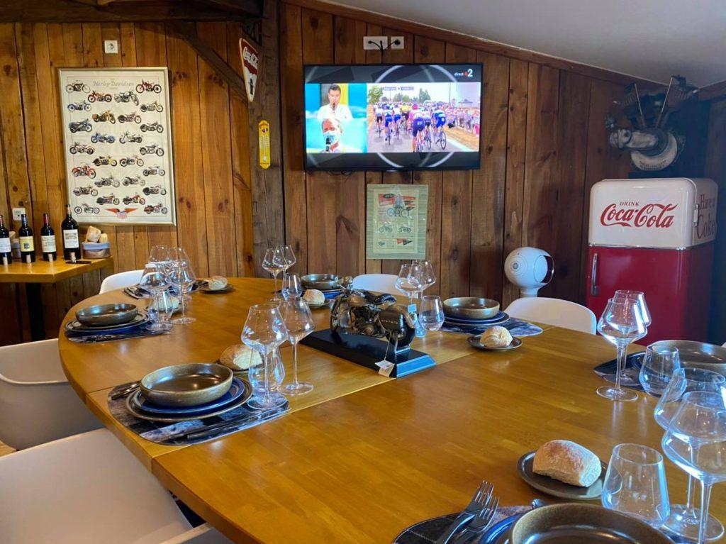 Salon privé de l'indian pour vos repas
